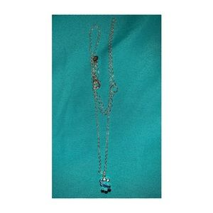 'S' necklace